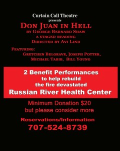 Don Juan Fundraiser event