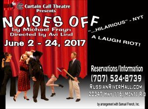 Noises Off at Curtain Call