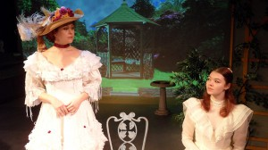 Scene from The Importance of Being Earnest