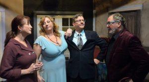 Spike Heels Casts - Lisa, Jamie, Lew and Dan