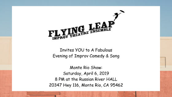 Flying Leap Improv Theatre Ensemble