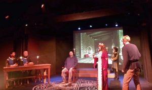 Macbeth Rehearsals
