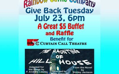 Give Back Tuesday at Rainbow Cattle Company