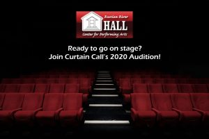 Curtain Call Audition