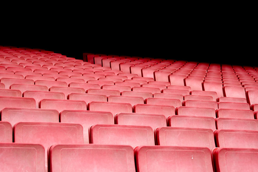 Curtain Call Theatre - Open Meeting - Theatre Seats