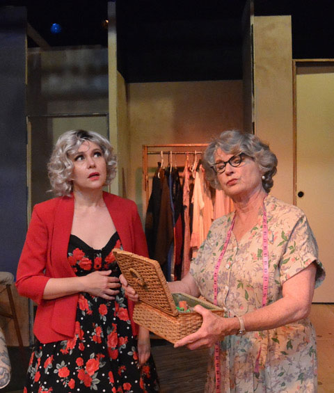 Curtain Call Theatre - Moon Over Buffalo by Ken Ludwig - Two Women