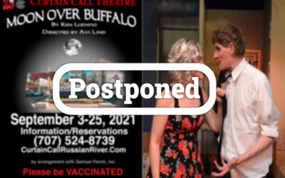Moon Over Buffalo – Play Postponed